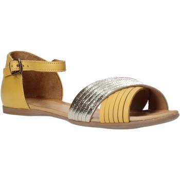 Schoenen Dames Sandalen / Open schoenen Bueno Shoes N0734 Geel