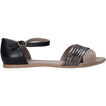 Schoenen Dames Sandalen / Open schoenen Bueno Shoes N0734 Zwart