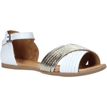 Schoenen Dames Sandalen / Open schoenen Bueno Shoes N0734 Wit