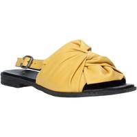 Schoenen Dames Sandalen / Open schoenen Bueno Shoes Q2005 Geel