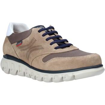 Schoenen Heren Lage sneakers CallagHan 12912 Bruin