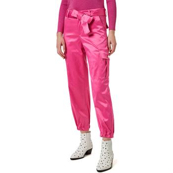 Textiel Dames Cargobroek Liu Jo WA0351 T4153 Rose
