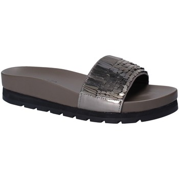 Schoenen Dames Slippers Apepazza MMI02 Grijs
