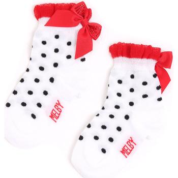 Ondergoed Sokken Melby 20S7681 Rood