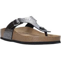 Schoenen Dames Slippers Valleverde G51572 Noir