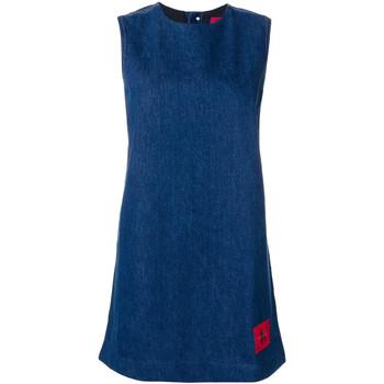 Textiel Dames Korte jurken Calvin Klein Jeans J20J207406 Blauw
