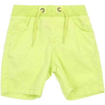 Textiel Kinderen Korte broeken / Bermuda's Losan 015-9657AL Groen
