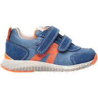 Schoenen Kinderen Lage sneakers Naturino 2014902 01 Blauw