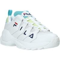 Schoenen Dames Lage sneakers Fila 1010751 Wit