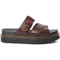 Schoenen Dames Sandalen / Open schoenen Dr Martens DMSRYKCHBR24515211 Bruin