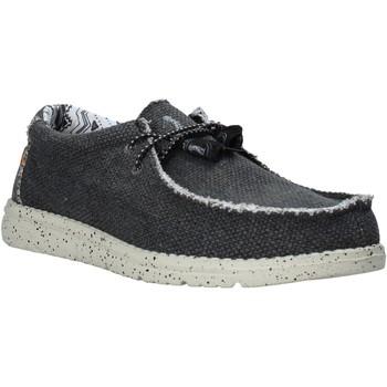 Schoenen Heren Derby U.s. Golf S20-SUS123 Zwart