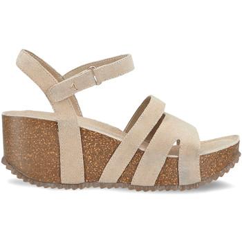 Schoenen Dames Sandalen / Open schoenen Docksteps DSE106442 Beige