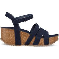 Schoenen Dames Sandalen / Open schoenen Docksteps DSE106445 Blauw