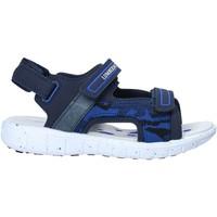 Schoenen Kinderen Outdoorsandalen Lumberjack SB28206 006 S01 Bleu