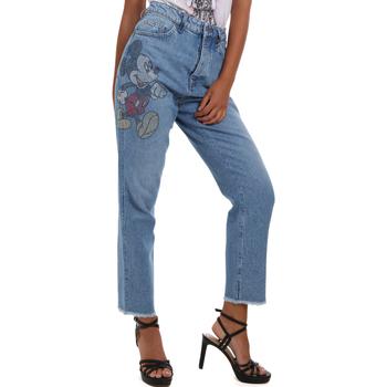 Textiel Dames Jeans Liu Jo FA0343 D4470 Bleu