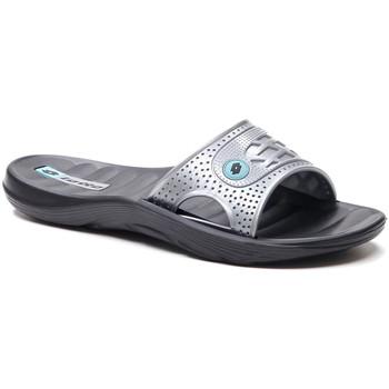 Schoenen Dames Slippers Lotto L49345 Noir