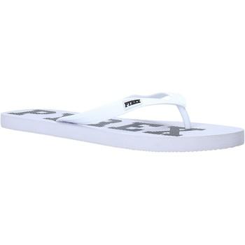 Schoenen Dames Slippers Pyrex PY020163 Wit