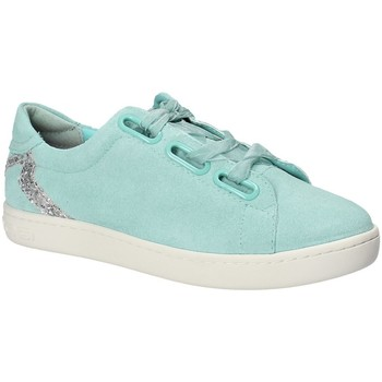 Schoenen Dames Lage sneakers Fornarina PE18AN2893 Groen