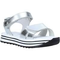 Schoenen Meisjes Sandalen / Open schoenen Melania ME4107D0S.A Argent