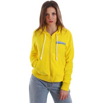 Textiel Dames Sweaters / Sweatshirts Versace B6HVB79715633630 Geel