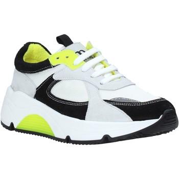 Schoenen Kinderen Lage sneakers Melania ME6207F0S.A Noir