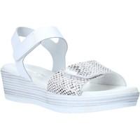 Schoenen Dames Sandalen / Open schoenen Valleverde G52163 Blanc