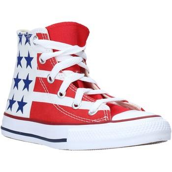 Schoenen Kinderen Hoge sneakers Converse 667794C Wit