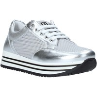Schoenen Meisjes Lage sneakers Melania ME6254F0S.A Argent