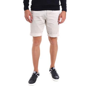 Textiel Heren Korte broeken / Bermuda's Gaudi 011BU25023WC Grijs