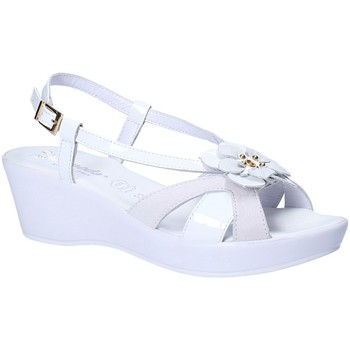 Schoenen Dames Sandalen / Open schoenen Susimoda 269743 Wit