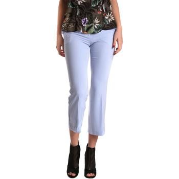 Textiel Dames Korte broeken Gaudi 811FD25026 Blauw