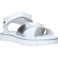 Schoenen Meisjes Sandalen / Open schoenen Melania ME4108D0S.B Blanc