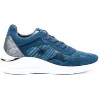 Schoenen Dames Lage sneakers Lumberjack SW44605 001 U51 Blauw