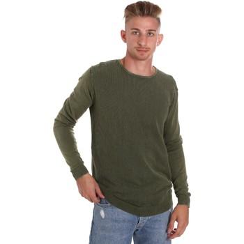 Textiel Heren Truien Sseinse ME1510SS Groen
