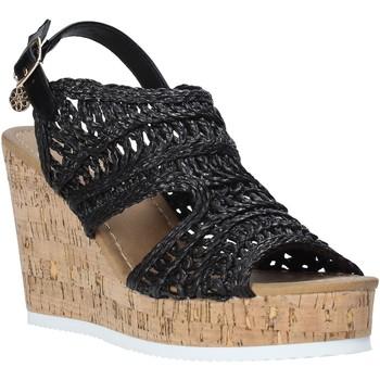 Schoenen Dames Sandalen / Open schoenen Gold&gold A20 GJ265 Noir