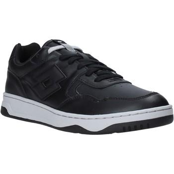 Schoenen Heren Lage sneakers Lotto L59015 Zwart