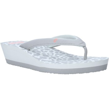 Schoenen Dames Slippers Lotto L58326 Gris
