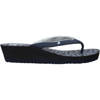 Schoenen Dames Slippers Lotto L58326 Blauw
