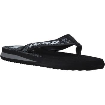 Schoenen Heren Slippers Lotto L52287 Zwart