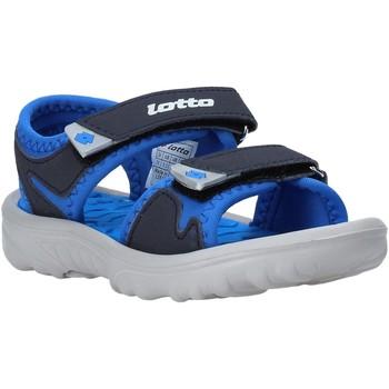 Schoenen Kinderen Sandalen / Open schoenen Lotto L55098 Blauw