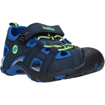 Schoenen Kinderen Sandalen / Open schoenen Lotto L49353 Bleu