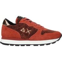 Schoenen Dames Lage sneakers Sun68 Z40205 Rood