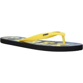 Schoenen Heren Slippers Pyrex PY020161 Geel