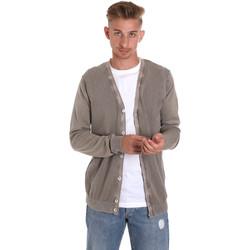 Textiel Heren Vesten / Cardigans Sseinse ME1511SS Bruin
