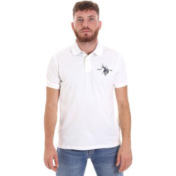 Textiel Heren Polo's korte mouwen U.S Polo Assn. 55959 41029 Wit