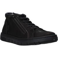 Schoenen Heren Hoge sneakers Grunland PO1717 Zwart