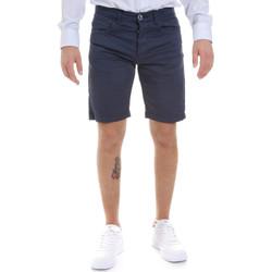 Textiel Heren Korte broeken / Bermuda's Sseinse PB607SS Blauw
