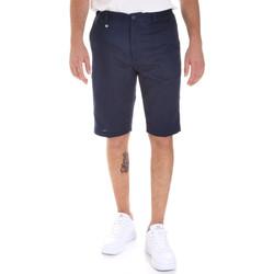 Textiel Heren Korte broeken / Bermuda's Antony Morato MMSH00148 FA400060 Blauw