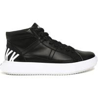 Schoenen Dames Hoge sneakers Bikkembergs B4BKW0036 Zwart