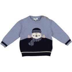 Textiel Kinderen Truien Melby 20B0100 Blauw